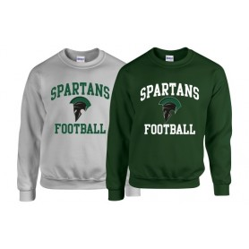 AFC Spartans - Football Logo Sweatshirt