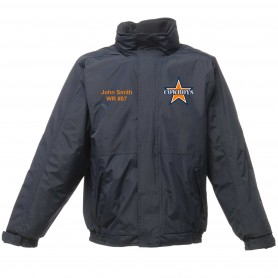 Craigavon Cowboys - Embroidered Heavyweight Dover Rain Jacket
