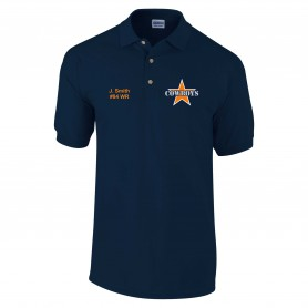Craigavon Cowboys - Custom Embroidered Polo Shirt