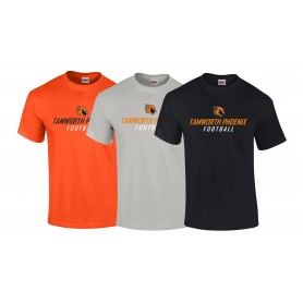 Tamworth Phoenix - Text Logo T-Shirt