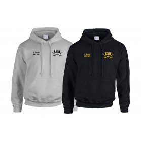 Sheffield Sabres - Custom Embroidered Hoodie