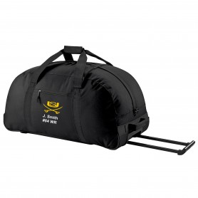 Sheffield Sabres - Embroidered Wheelie Holdall