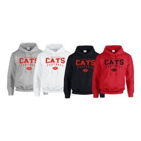 Cambridge Cats - Custom Ball Logo 2 Hoodie