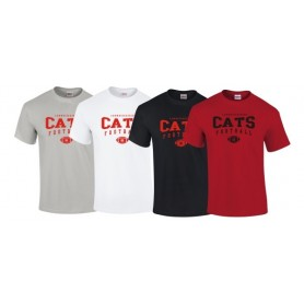Cambridge Cats - Custom Ball Logo 2 T-Shirt