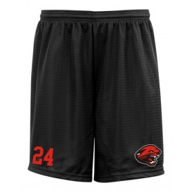 Cambridge Cats - Custom Embroidered Mesh Shorts