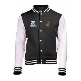 Nottingham Bears - Custom Embroidered Varsity Jacket