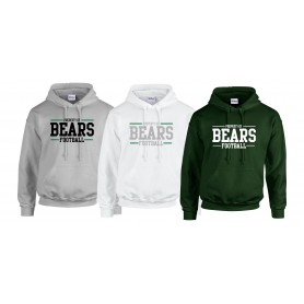 Nottingham Bears - Property Of Logo Hoodie
