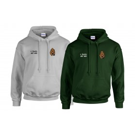 Nottingham Bears - Customised Embroidered Hoodie