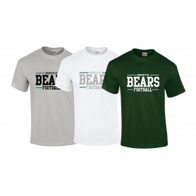 Nottingham Bears - Property Of Logo T-Shirt