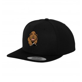 Nottingham Bears - Embroidered Snapback