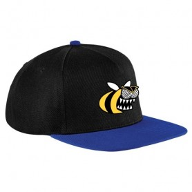 Bath Killer Bees - Two Tone Embroidered Snapback Cap