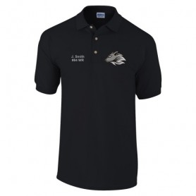 Bucks Wolves - Customised Embroidered Polo Shirt