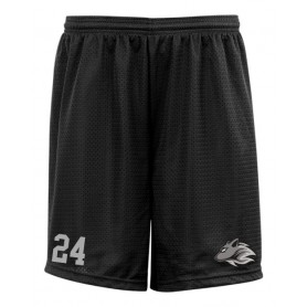 Bucks Wolves - Customised Embroidered Mesh Shorts