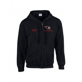 Berkshire Renegades - Embroidered Zip Hoodie