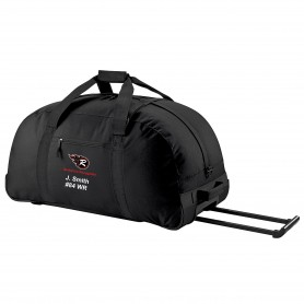 Berkshire Renegades - Embroidered Wheelie Holdall