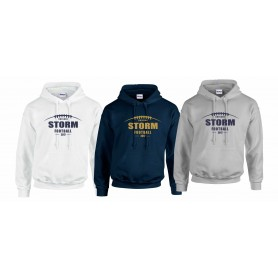 Swindon Storm -  Laces Logo Hoodie