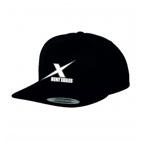 Kent Exiles - Embroidered Snapback 2