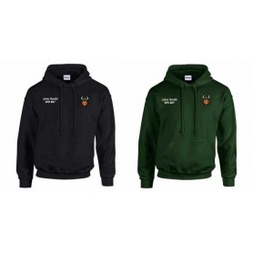 Edge Hill Vikings - Custom Embroidered Hoodie