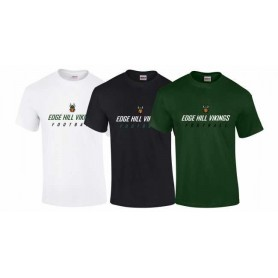 Edge Hill Vikings - Text Logo T-Shirt