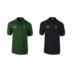 Edge Hill Vikings - Embroidered Polo Shirt