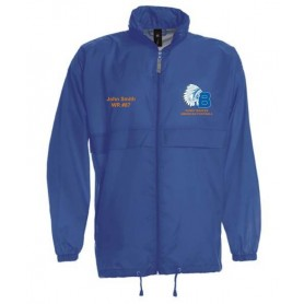 Derby Braves - Lightweight College Rain Jacket