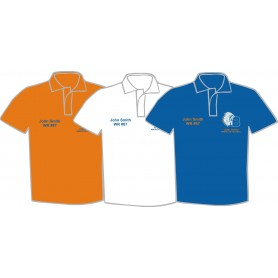 Derby Braves - Embroidered Polo Shirt