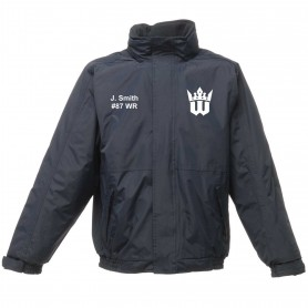 Worcester Royals - Heavy Weight Dover Jacket