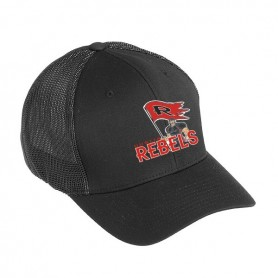 Dublin Rebels - Embroidered Flex Fit Cap