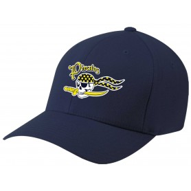 UEA Pirates - Embroidered Flex Fit Cap