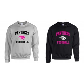 OBU Panthers - Panthers Football Logo Sweatshirt