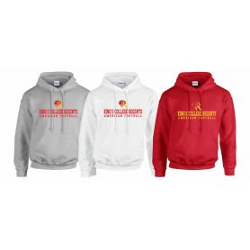 Kings College - Text Logo Hoodie