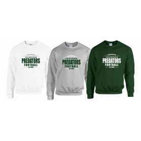 Edinburgh Predators - Laces Logo Sweatshirt