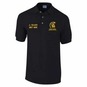 Torbay Trojans - Embroidered Polo Shirt