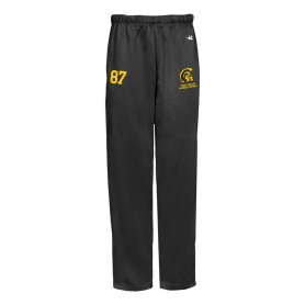 Torbay Trojans - Embroidered Badger Open Bottom Joggers