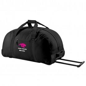 Oxford Brookes Panthers - Customised Embroidered Wheelie Holdall