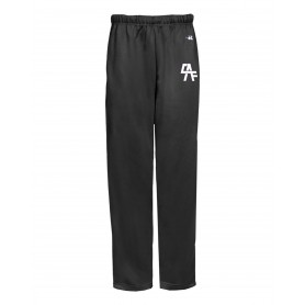Leeds Carnegie - Embroidered Badger Open Bottom Joggers