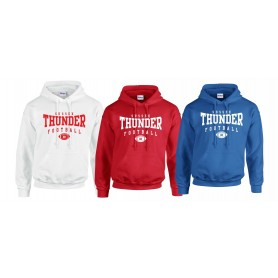 Sussex Thunder - Custom Ball 2 Hoodie