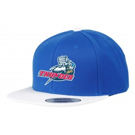 Sussex Thunder - Two Tone Embroidered Snapback Cap