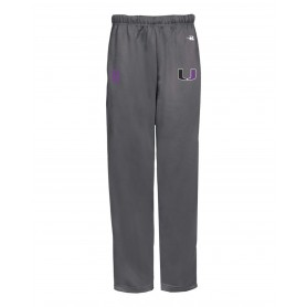 Portsmouth Destroyers - Embroidered Badger Open Bottom Joggers