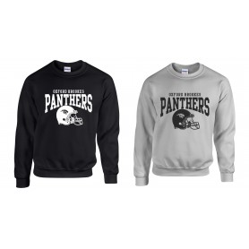 Oxford Brookes Panthers - Panthers Helmet Logo Sweatshirt