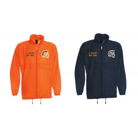 Sunderland Spartans - Lightweight College Rain Jacket