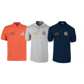 Sunderland Spartans - Embroidered Polo Shirt