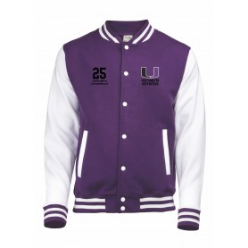 Portsmouth Destroyers - Embroidered Varsity Jacket