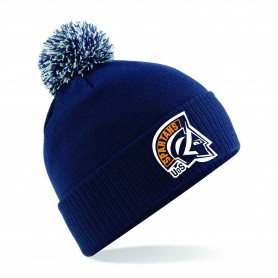 Sunderland Spartans - Embroidered Bobble Hat