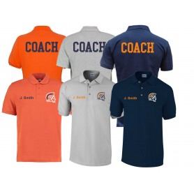 Sunderland Spartans - Coaches Embroidered Polo Shirt