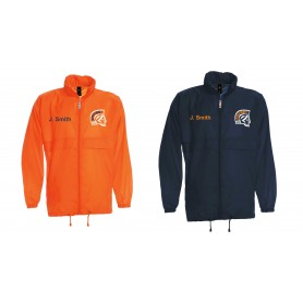 Sunderland Spartans - Coaches Lightweight College Rain Jacket