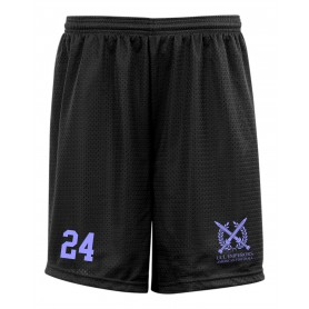 UCL Emperors - Embroidered Mesh Shorts