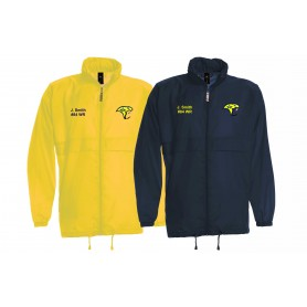 QMBL Vipers - Lightweight College Rain Jacket