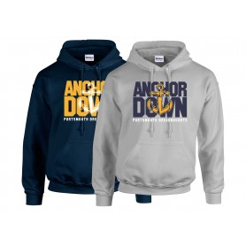 Portsmouth Dreadnoughts - Anchor Down Hoodie