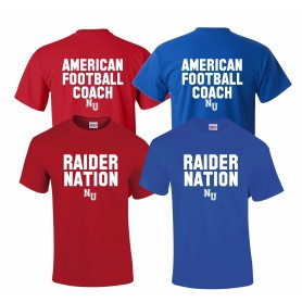 Newcastle Raiders - Raiders Nation Coaches T Shirt